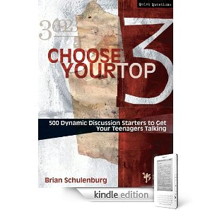 Choose Your Top 3 Kindle