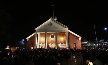 newtown mourning
